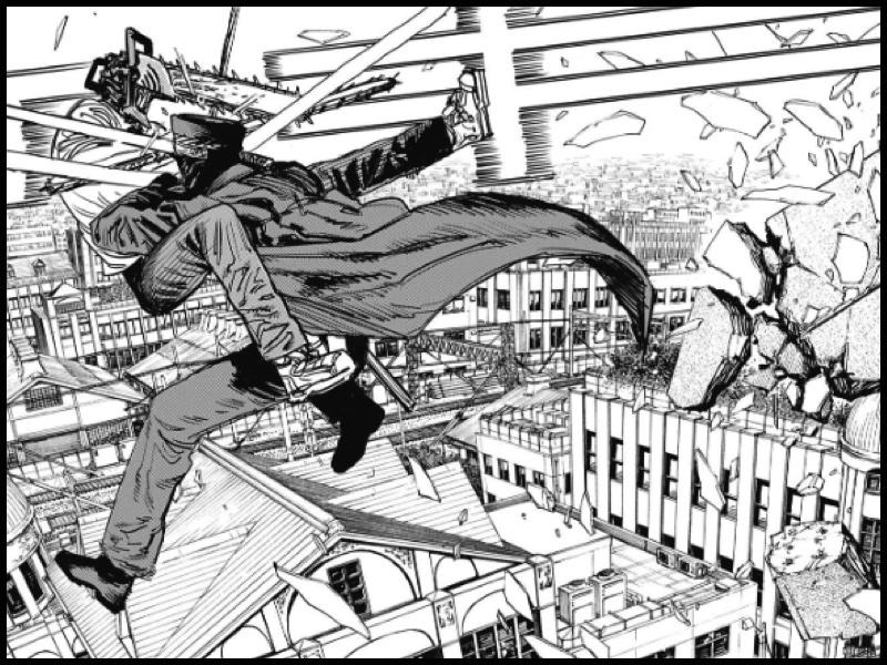第36話「日本刀 VS チェンソー」