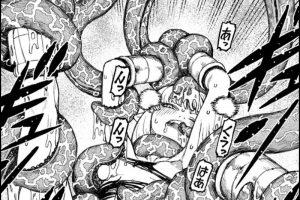 『つぐもも』第124話【史上最エ○神回!!】桐葉とろっとろ!!触手地獄でご開帳!!? |「ダバダ対決 2」レビュー感想